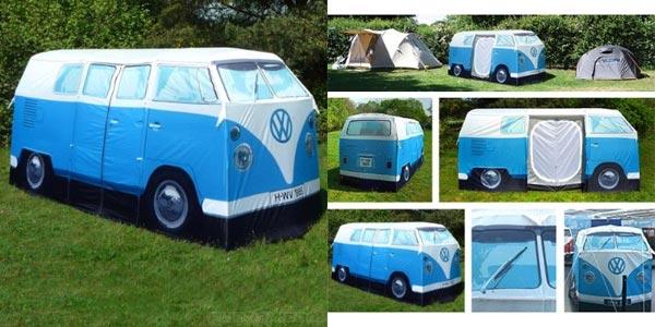 VW Bus Bulli Camping Zelt