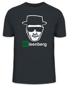 Breaking Bad - T-Shirt - Heisenberg