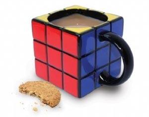 Rubik's Cube Zauberwürfel Becher / Tasse