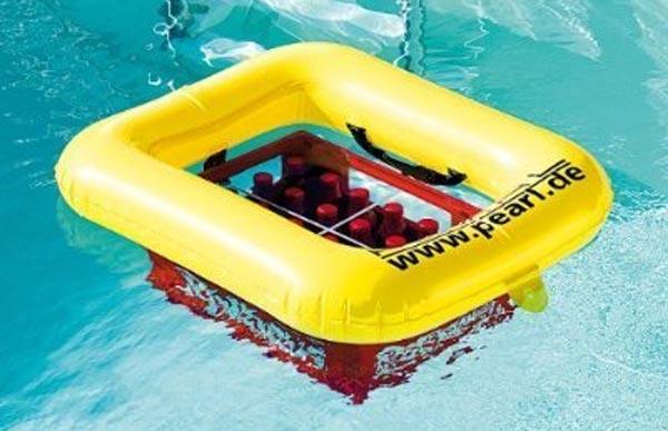 Schwimmring für Bierkasten