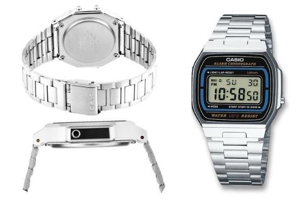 Kult Armbanduhr aus den 80ern von Casio