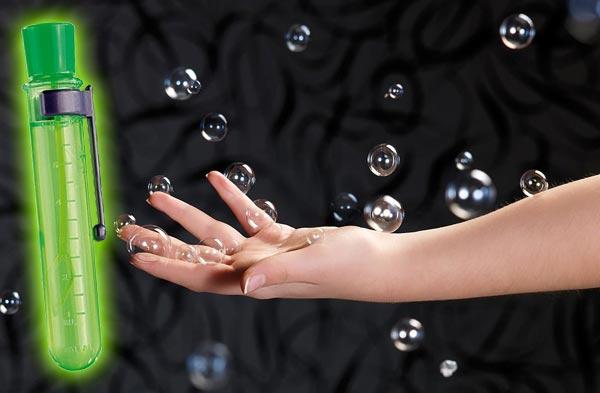 Haltbare Seifenblasen zum Anfassen von Playtastic
