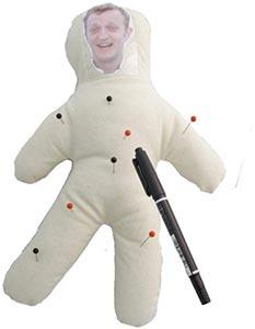 Voodoo Puppe
