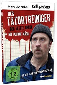 Der Tatortreiniger - Die erste Staffel auf DVD