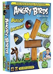 Angry Birds - Das Brettspiel zur App