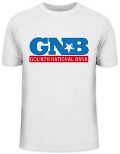 "Barneys GNB T-Shirt aus ""How I Met Your Mother"""