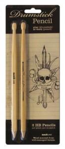 Drummstick Bleistifte