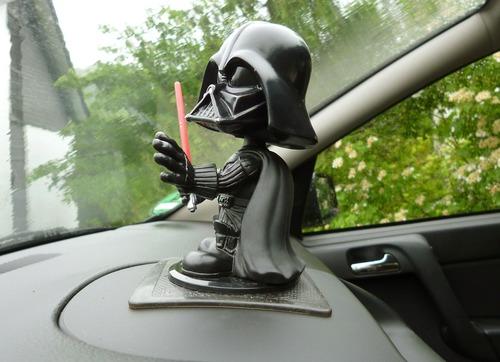 Darth Vader Wackelkopf Figur