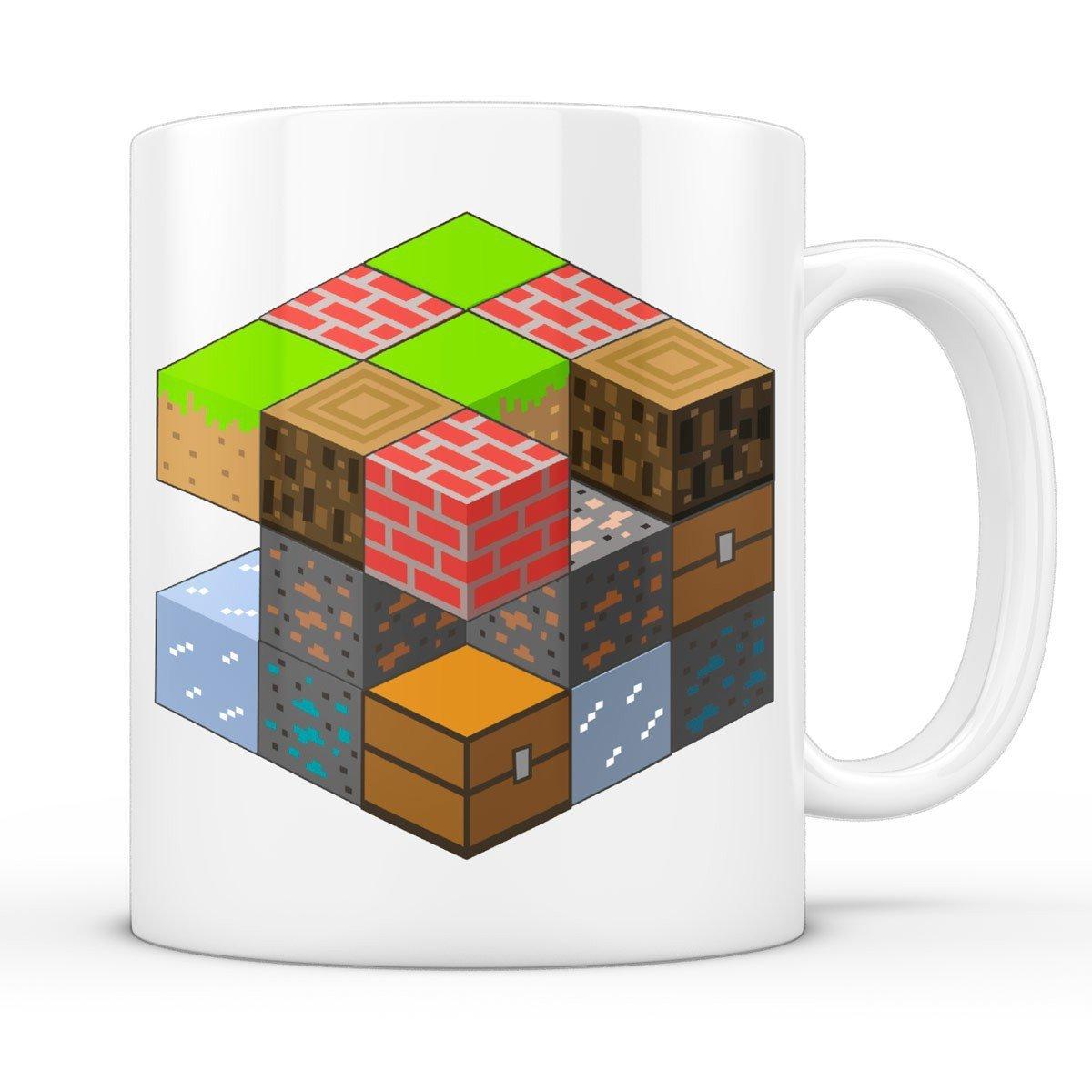 Minecraft Becher Tasse