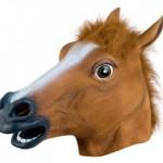 Pferdemaske