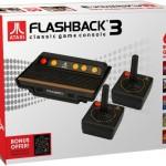 Retro Atari Flashback 3 Spiele Konsole