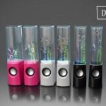 Digitus Color Splash Lautsprecher mit Wasserfontäne