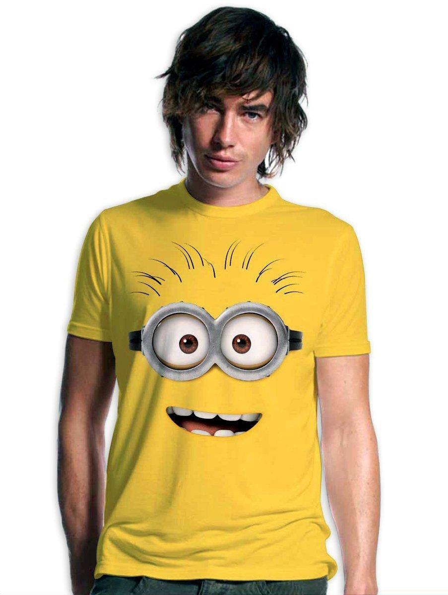 """T-Shirt - Minion Dave aus """"Despicable Me"""""""
