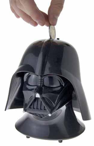 Darth Vader Spardose