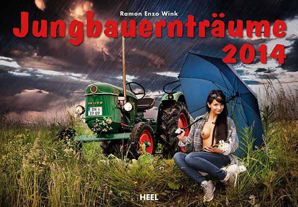 Jungbauerntraeume Kalender 2014