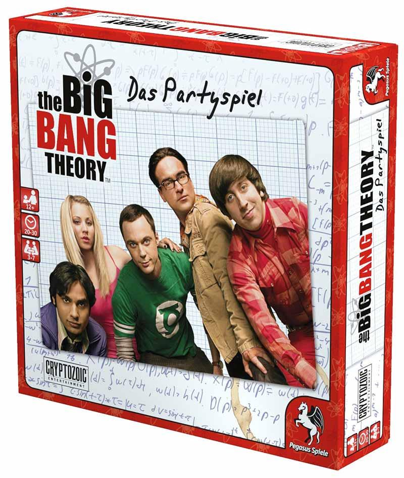The Big Bang Theory Partyspiel