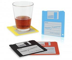 Untersetzer Diskette Floppy