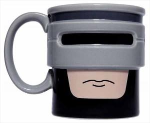 RoboCup - Der Robocop Becher / Tasse