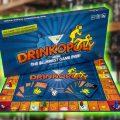 Drinkopoly - Das Trinkspiel wie Monopoly - Party Brettspiel